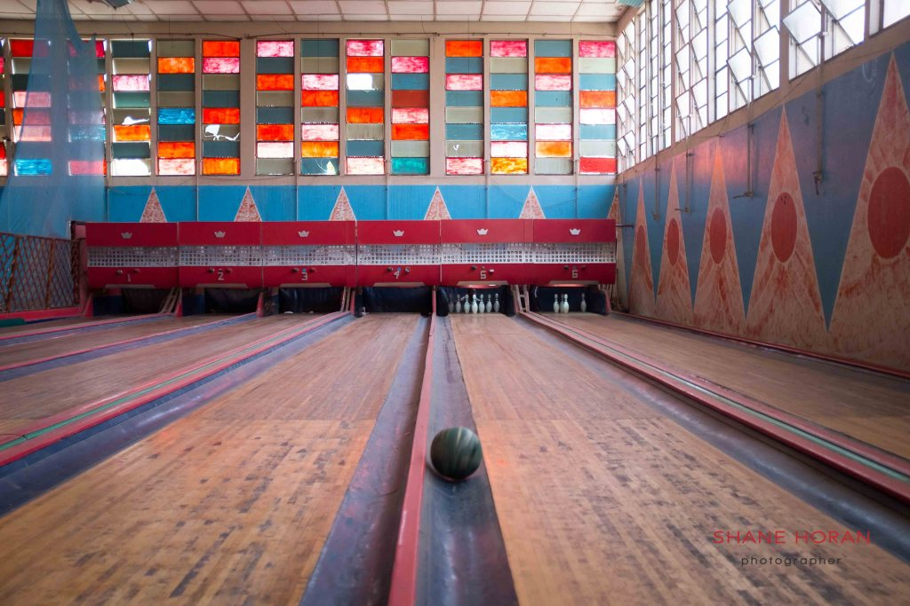 Asmara bowling