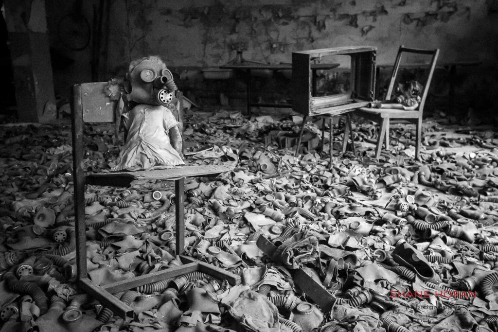 The School, Pripyat, Ukraine