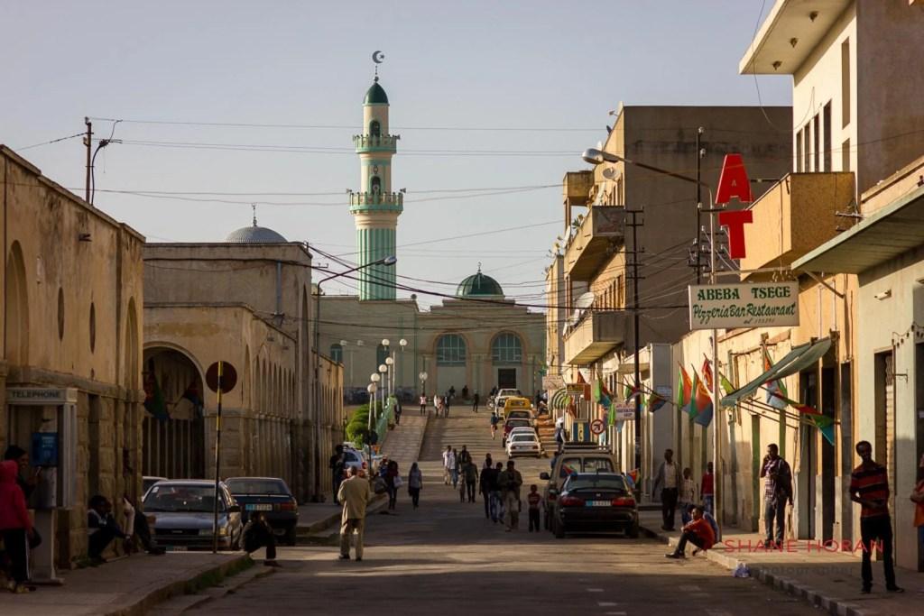 Asmara Mosque