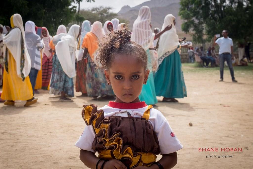 Eritrea child
