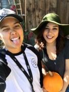 My pumpkin took me to the pumpkin patch