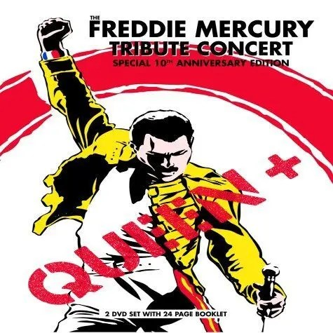 Freddie Mercury - Tribute Concert