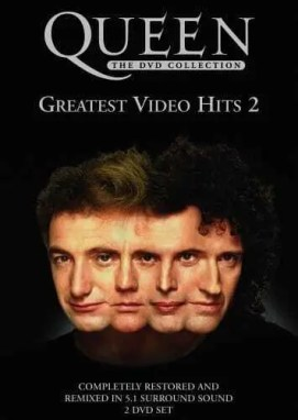 Queen Greatest Video Hits 2