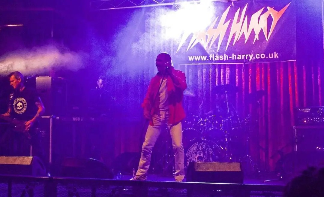 Flash Harry – Queen Tribute Band