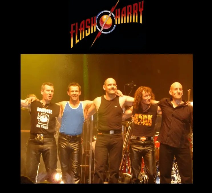 Flash Harry – Northern Ireland Queen Tribute Band