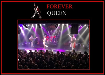 Forever Queen – UK, Queen Tribute Band