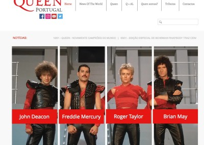 Queen Portugal – Portuguese Queen Tribute Band