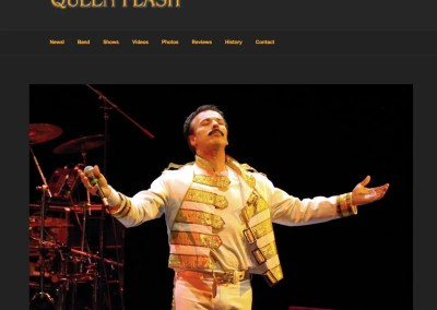 Queen Flash – Canadian Queen Tribute Band