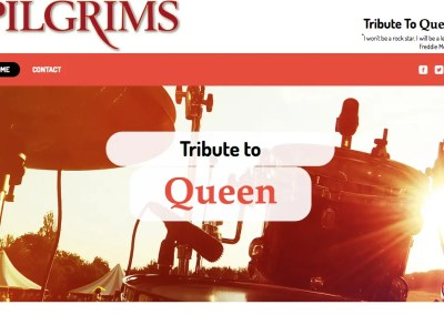 Pilgrims – Belgian Queen Tribute Band