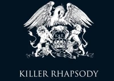 Killer Rhapsody – UK Queen Tribute Band