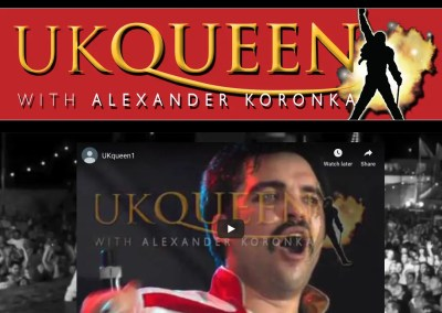 UK Queen – UK Queen Tribute Band