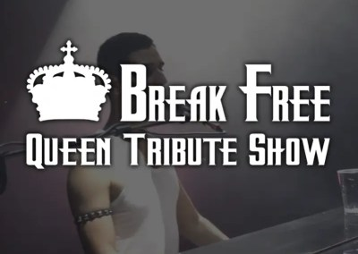 Break Free – Italian Queen Tribute Band