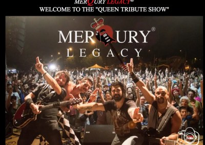 MerQury Legacy – Italian Queen Tribute Band