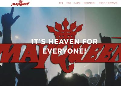 MayQueen – German Queen Tribute Band