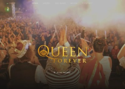Queen Forever – Holland's premier Queen Tribute Band