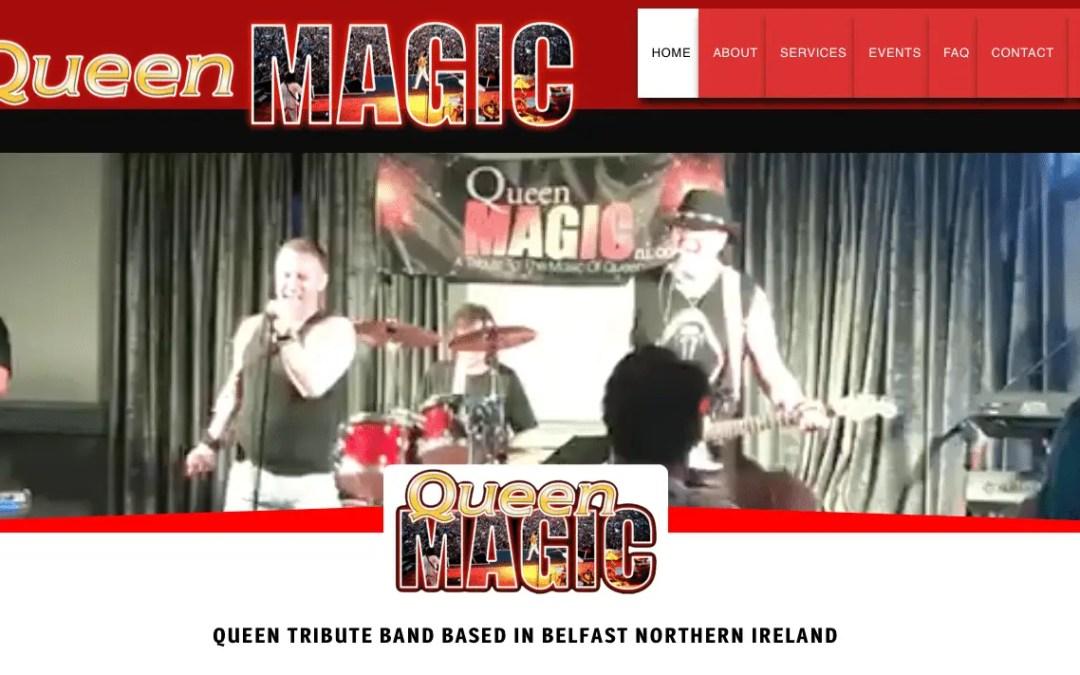 Queen Magic – Northern Ireland Queen Tribute Band