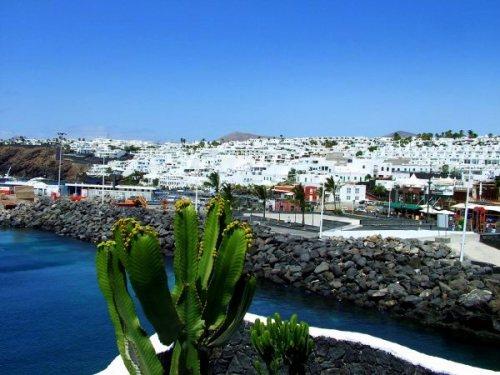 Harbour in the Old Town, Puerto Del Carmen, Lanzarote