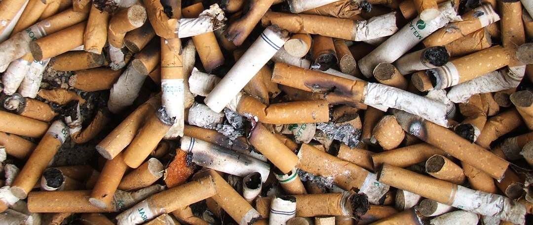 Cigarette Butts are Irelands Biggest Litter Problem
