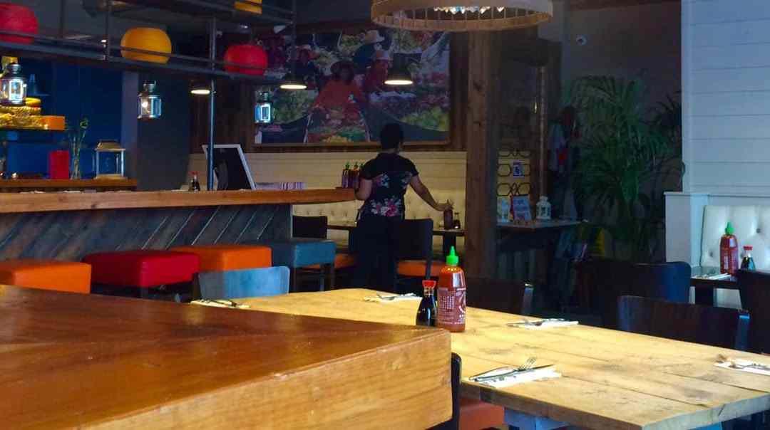 Review – Aroi Asian Street Food, Kilkenny