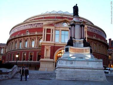 The Royal Albert Hall, London, United Kingdom