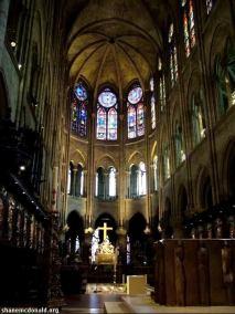 Notre Dame Pieta, Paris, France
