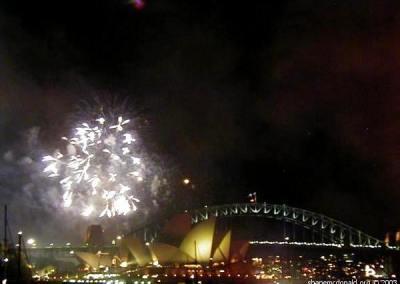 Sydney – New Years Eve 2002