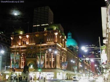 The Queen Victoria Building, Sydney, Australia The Queen Victoria Building, one of the finest shopping centres in Australia.