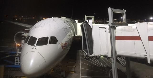 Virgin Atlantic Premium Economy Review - The Boeing Dreamliner Awaits