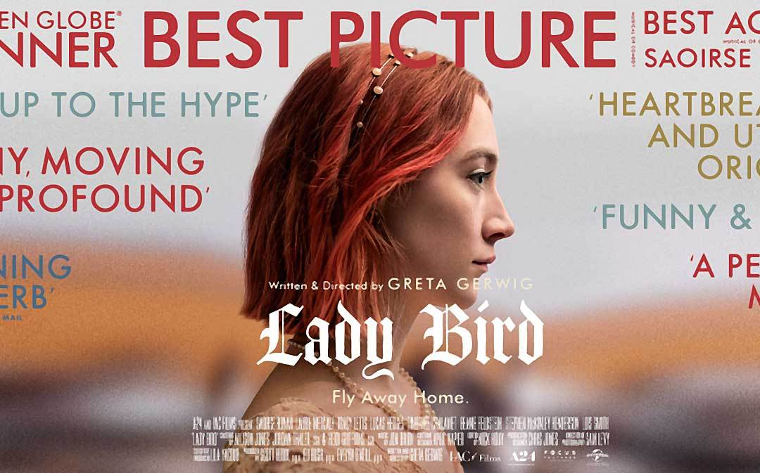 Lady Bird (2017) – Movie Review of Lady Bird starring Saoirse Ronan