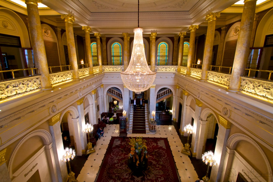 Grosvenor Hotel Foyer