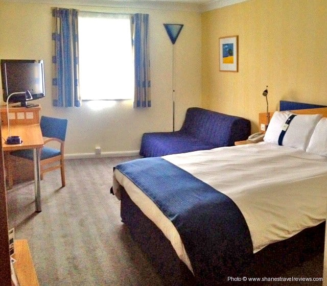 Holiday Inn Express Newport, Wales – Hotel Review