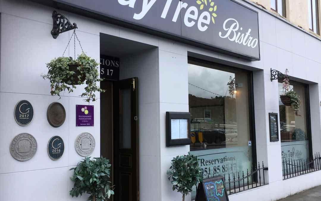 Lunch at The Bay Tree Bistro, Waterford – Restaurant Review