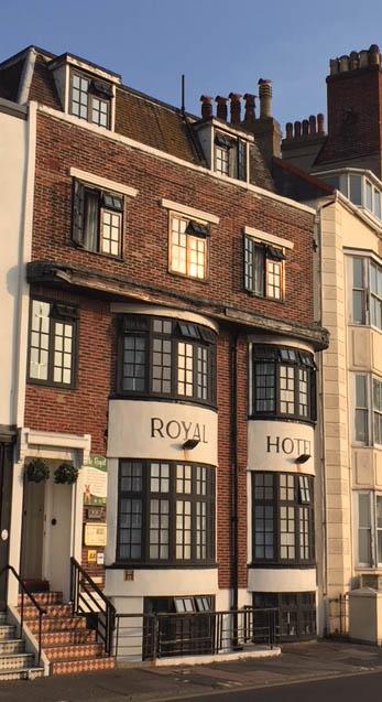 The Royal Hotel Eastbourne, Dog Friendly Hotel