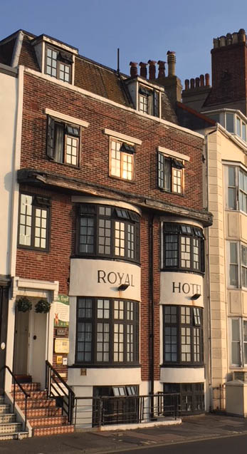 The Royal Hotel Eastbourne, Dog Friendly Hotel