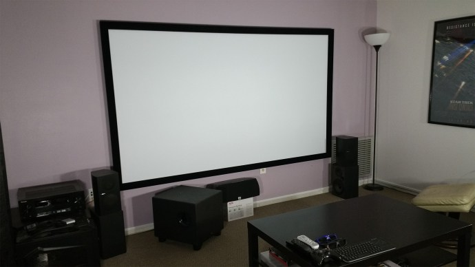 Optoma Projector Install