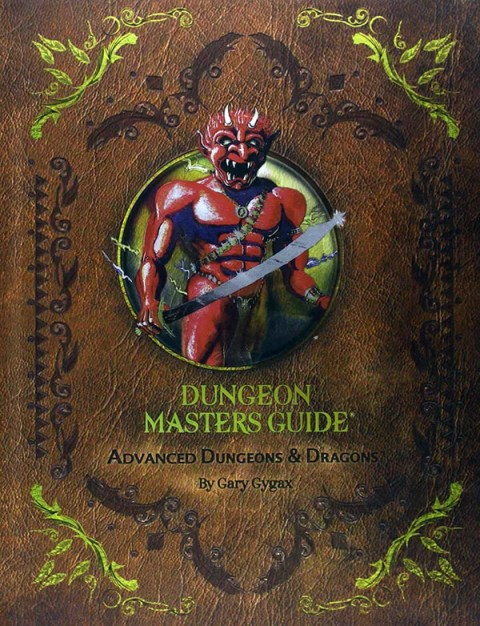 AD&D 1st Edition Premium Reprint