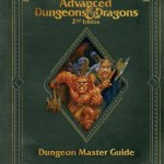 AD&D Dungeon Masters Guide 2nd Edition Premium