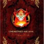 AD&D Unearthed Arcana 1st Editon Premium Reprint
