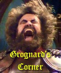 Grognard's Corner