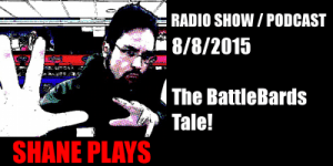 shane plays podcast title 8-8-2015