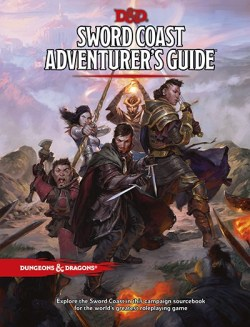 D&D Sword Coast Adventurer's Guide cover