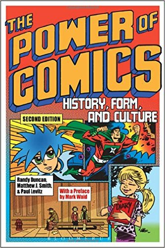 The Power of Comics 2nd Edition cover