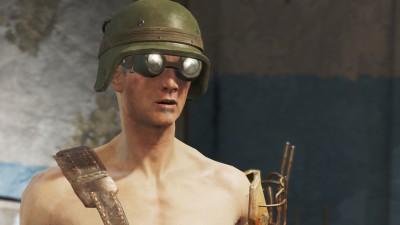 Keith Fallout skivvies 2