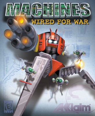 Machines Wired for War cover