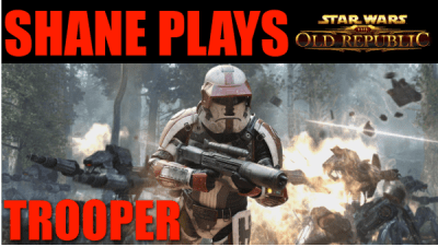 Star Wars The Old Republic Trooper
