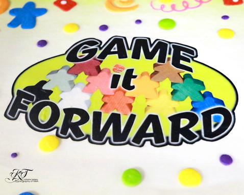 game it forward logo