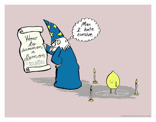 d&d memes how to summon a lemon