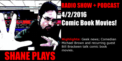 shane plays podcast title 4-2-2016