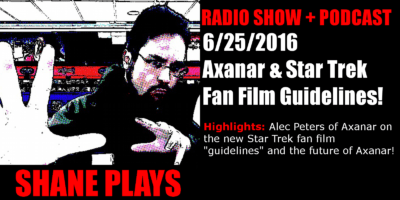 shane plays podcast title 6-25-2016