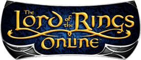 the lord of the rings online logo